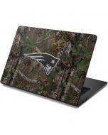 New England Patriots Realtree Xtra Green Camo Dell Chromebook Skin