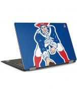 New England Patriots Retro Logo Dell XPS Skin