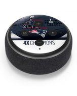 New England Patriots Super Bowl Champs Amazon Echo Dot Skin