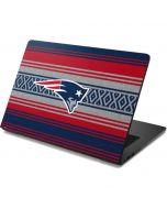 New England Patriots Trailblazer Dell Chromebook Skin
