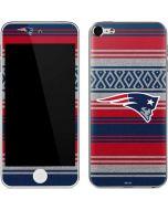 New England Patriots Trailblazer Apple iPod Skin
