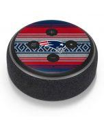New England Patriots Trailblazer Amazon Echo Dot Skin