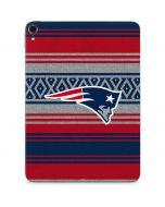 New England Patriots Trailblazer Apple iPad Pro Skin