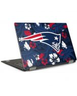 New England Patriots Tropical Print Dell XPS Skin