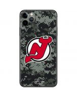 New Jersey Devils Camo iPhone 11 Pro Max Skin