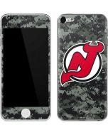 New Jersey Devils Camo Apple iPod Skin