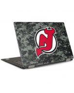 New Jersey Devils Camo Dell XPS Skin