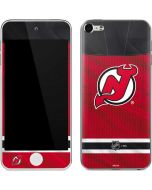 New Jersey Devils Home Jersey Apple iPod Skin