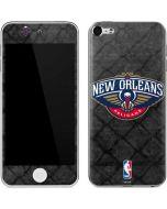 New Orleans Pelicans Dark Rust Apple iPod Skin