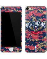 New Orleans Pelicans Digi Camo Apple iPod Skin