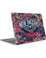 New Orleans Pelicans Digi Camo Apple MacBook Air Skin