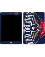 New Orleans Pelicans Large Logo Apple iPad Skin