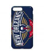 New Orleans Pelicans Large Logo iPhone 7 Plus Pro Case