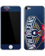 New Orleans Pelicans Large Logo Apple iPod Skin
