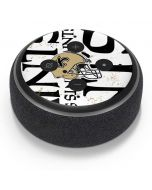 New Orleans Saints - Blast Amazon Echo Dot Skin