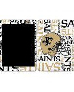 New Orleans Saints - Blast Apple iPad Skin