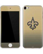 New Orleans Saints Breakaway Apple iPod Skin