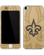 New Orleans Saints Double Vision Apple iPod Skin