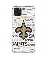 New Orleans Saints Gold Blast iPhone 11 Pro Max Skin