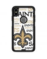 New Orleans Saints Gold Blast Otterbox Commuter iPhone Skin