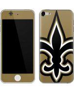 New Orleans Saints Large Logo Apple iPod Skin