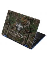New Orleans Saints Realtree Xtra Green Camo Aspire R11 11.6in Skin
