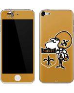 New Orleans Saints Retro Logo Apple iPod Skin