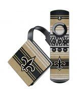 New Orleans Saints Trailblazer Amazon Fire TV Skin