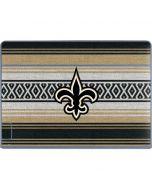 New Orleans Saints Trailblazer Galaxy Book Keyboard Folio 12in Skin