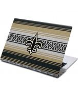 New Orleans Saints Trailblazer Yoga 910 2-in-1 14in Touch-Screen Skin
