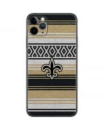 New Orleans Saints Trailblazer iPhone 11 Pro Max Skin