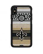 New Orleans Saints Trailblazer Otterbox Commuter iPhone Skin