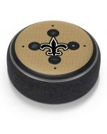 New Orleans Saints Zone Block Amazon Echo Dot Skin