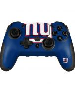 New York Giants Large Logo PlayStation Scuf Vantage 2 Controller Skin