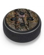 New York Giants Realtree AP Camo Amazon Echo Dot Skin