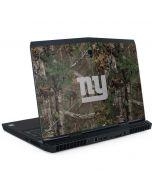 New York Giants Realtree Xtra Green Camo Dell Alienware Skin