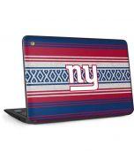 New York Giants Trailblazer HP Chromebook Skin