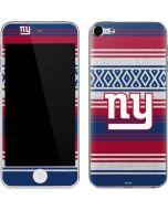 New York Giants Trailblazer Apple iPod Skin