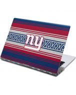 New York Giants Trailblazer Yoga 910 2-in-1 14in Touch-Screen Skin
