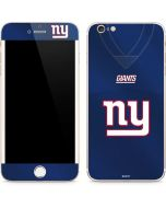New York Giants Team Jersey iPhone 6/6s Plus Skin