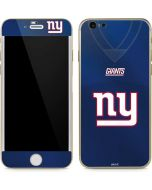 New York Giants Team Jersey iPhone 6/6s Skin
