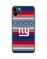 New York Giants Trailblazer iPhone 11 Pro Max Skin