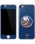 New York Islanders Distressed Apple iPod Skin