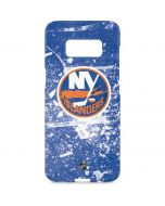New York Islanders Frozen Galaxy S8 Plus Lite Case