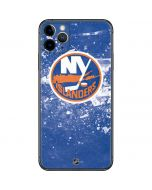 New York Islanders Frozen iPhone 11 Pro Max Skin