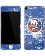 New York Islanders Frozen Apple iPod Skin