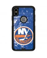 New York Islanders Frozen Otterbox Commuter iPhone Skin