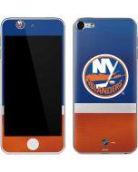 New York Islanders Jersey Apple iPod Skin