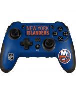 New York Islanders Lineup PlayStation Scuf Vantage 2 Controller Skin