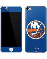 New York Islanders Solid Background Apple iPod Skin